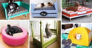 26 diy pet bed ideas to spoil your fur babies