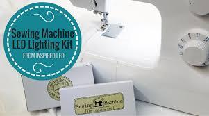 inspired led lighting. Sewing Machine LED Light Kit From Inspired Led Lighting O
