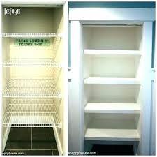 closet storage options deep