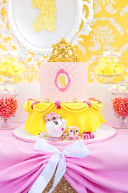 Belle Birthday Decorations Kara's Party Ideas Princess Belle Beauty and the Beast Birthday 8