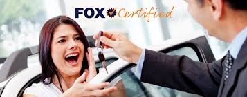be ured that you are ing only the best when you purchase a fox certified vehicle