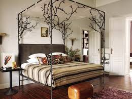 Canopy Bed Frame Queen Metal : Sourcelysis - Canopy Bed Frame Queen ...