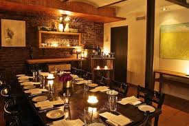 Nyc Private Dining Rooms Impressive The Private Dining Directory New York The Infatuation