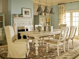 Black And White Dining Chair Trend To Country Style Dining Room