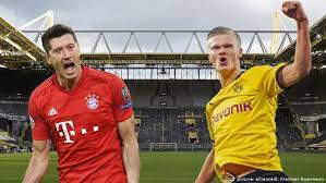 Still, bayern munich will never go down without a fight. Borussia Dortmund Vs Bayern Munich The View From The Terrace Sports German Football And Major International Sports News Dw 26 05 2020