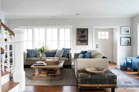 Beach Style Living Room By Walpole Design Build Firms Bensonwood