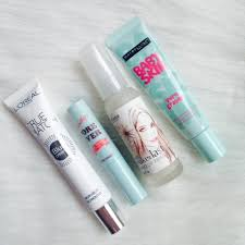 let s begin this post by knowing what a makeup primer is makeup primer is the first base or coat you apply all over your face for a smoother foundation