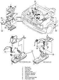 2008 Mazda 3 Engine Diagram
