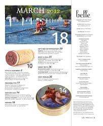 Belle March 2012 by Style Weekly - issuu