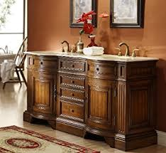 "72"" Master of The Old World Kleinburg Double Sink Bathroom Vanity  Cabinet Model ..."