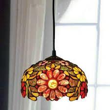 modern tiffany stained glass pendant lights decoration sweet home wonderful ideas stunning flower pattern interior design