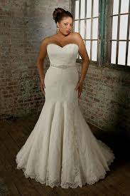 Plus Size Wedding Dresses Mermaid Style  VosoicomPlus Size Wedding Dress Styles