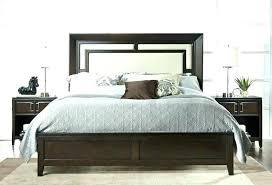 dark wood bed frame black wooden bedroom furniture sets frilled blanket brown with drawers f