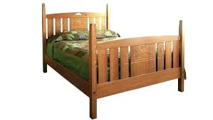 Headboard Footboard Bed Frame Queen Size Full And Mission Style King ...
