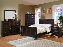Dark Bedroom Furniture dark brown bedroom furniture home design ideas and pictures 8147 by xevi.us