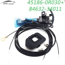 84632 34011+45186 0R030 C0 Cruise Control Switch Cover For Toyota ...