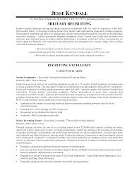 Job Recruiter Resume It Recruiter Resume Staffing Recruiter Resume