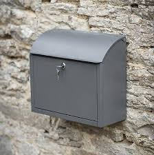large wall mounted outdoor charcoal