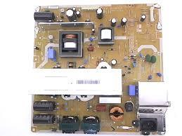 samsung tv power supply board. samsung tv model pn60e550d1fxza power supply board part number bn44-00512a tv