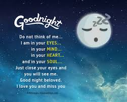 Cute Good Night Quotes Mesmerizing Cute Goodnight Quotes 48greetings