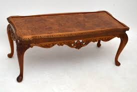 Queen Anne Living Room Furniture Furniture Queen Anne Coffee Table Designs Queen Anne Oval Coffee
