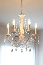 homemade outdoor chandelier you can make your own crystal this site shows how diy