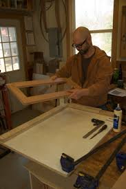 How To Make A Kitchen Cabinet How To Make Kitchen Cabinet Doors With Kreg Jig Best Home