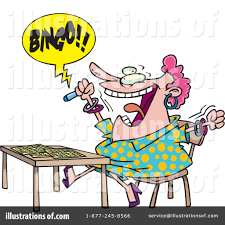 Image result for bingo clipart free