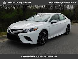 2018 Used Toyota Camry SE Automatic at Fayetteville Autopark, IID ...