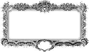 Antique frame Simple Baroque Antique Frame Black And White Vintage Susquehanna Frames Baroque Antique Frame Black And Free Image On Pixabay