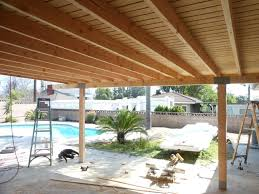 wood patio cover ideas. Covered Patio Ceiling Ideas Wood Cover L