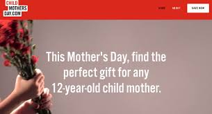 save the children digital child mother s day by j walter thompson new york adsarchive digital save the children