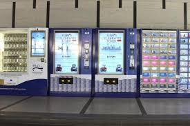 Singapore Vending Machine Magnificent Vending Is Trending And Buyers Are Spending Latest Singapore News