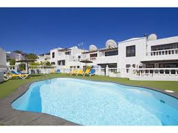 Complex And Pool   Columbus 5B, Puerto Del Carmen, Lanzarote