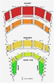 Dso Seating Chart 44 Symbolic Dso Seating