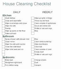 Apartment Maintenance Checklist Template Fresh Maid Service