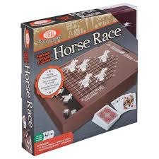 Wooden Horse Racing Game Ideal Horse Race Game100X100TL The Home Depot 62