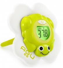 <b>Термометр</b> для воды <b>AGU Baby</b> Froggy, <b>цифровой</b> — купить в ...