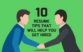Get Hired Resume Tips 24 Resume Tips That Will Help You Get Hired YouTube 24
