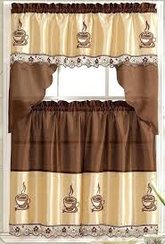 coffee themed curtains kitchen 0 8 adorable under cafe coffee theme kitchen