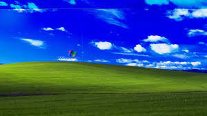 Bliss, THE Desktop Background ...