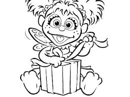 Sesame Street Characters Coloring Pages Index Coloring Pages
