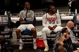 Bucks in Game 3 of NBA Finals ...