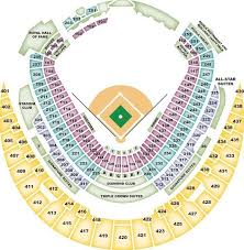 Kansas City Royals Seating Chart Wajihome Co