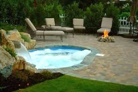 in ground jacuzzi. In Ground Jacuzzi Beautiful Design Picturesque Custom Tub Above Tubs Hot I