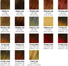 350 Hair Color Chart Welcome To Internationalwig Com