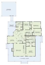 House Exteriors Ranchcottage Style  Open Floor Plan Ranch Style Country Style Open Floor Plans