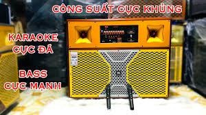 Loa kéo di động công suất lớn - JBL 1203 | Loa karaoke bass đôi 4 tấc |  NhatTayAudio.Com ✓ - YouTube