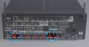 why bi amp your speakers assignable speaker connections