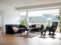 Wenge Living Room Furniture Stressless Manhattan Sofas With Mayfair Recliner All In Paloma